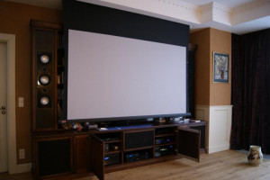 Проект домашнего кинотеатра в Пушкине