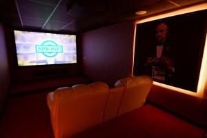 Персональный кинозал в Альпино