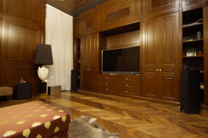 Мультирум и медиа системы в квартире на Крестовском