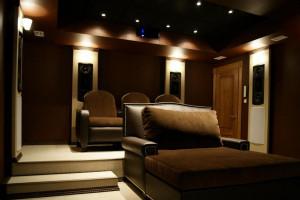 домашний кинотеатр в Семиозерье