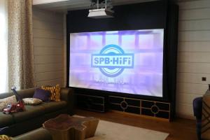 Освещение и домашний кинотеатр в Репино