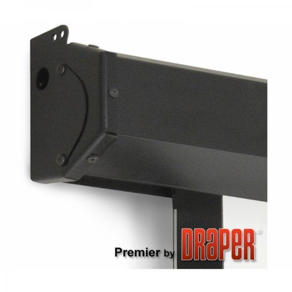 draper premier 3:4 244/96'' hidef grey ebd12 с