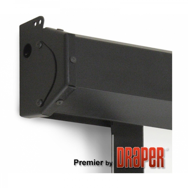 draper premier 9:16 338/133'' hidef grey ebd12