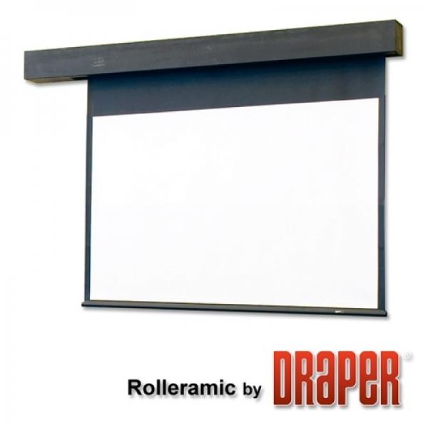 draper rolleramic 3:4 610/240'' matt white