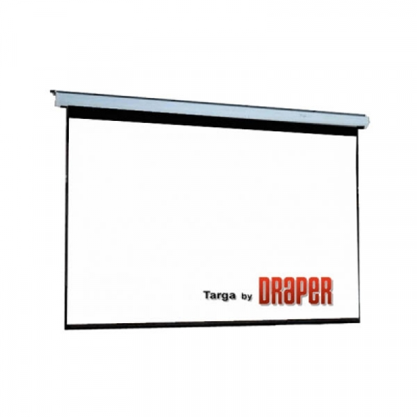 Draper Targa 9:16 302/119'' High Contrast Grey