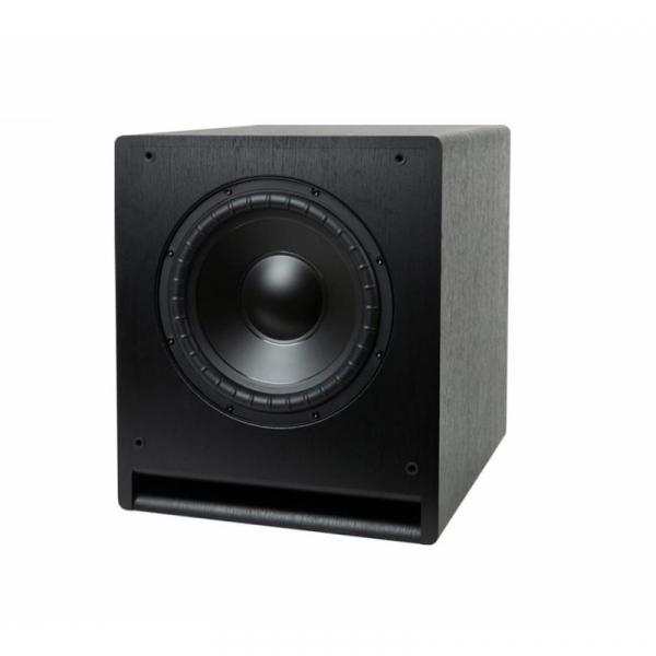 Episode Speaker ES-SUB-ELE8-250-BLK