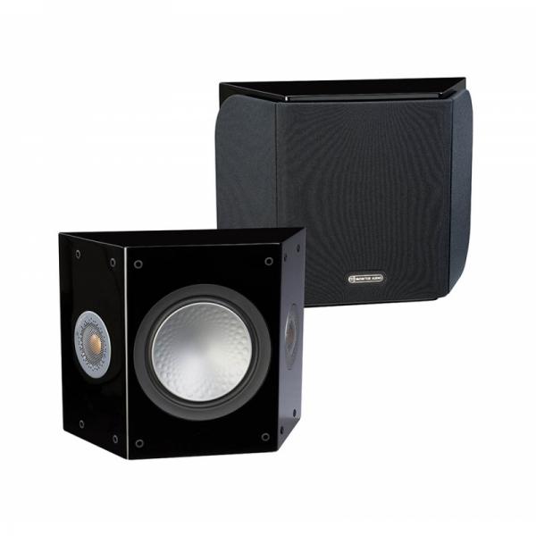 monitor audio silver fx black gloss