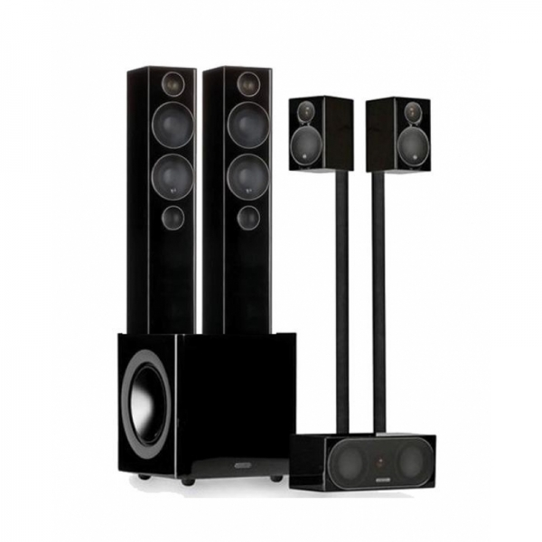 monitor audio radius-series set 5.1 №1
