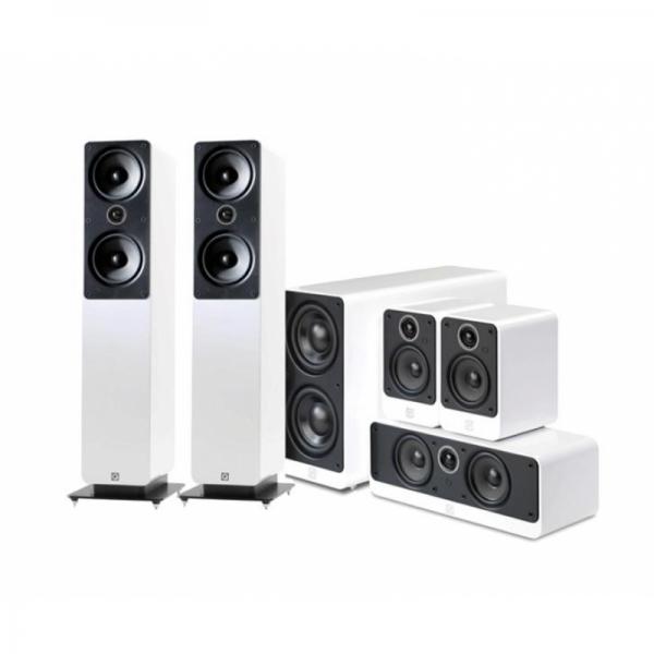 q acoustics 2000 cinema package set 5.1 №3