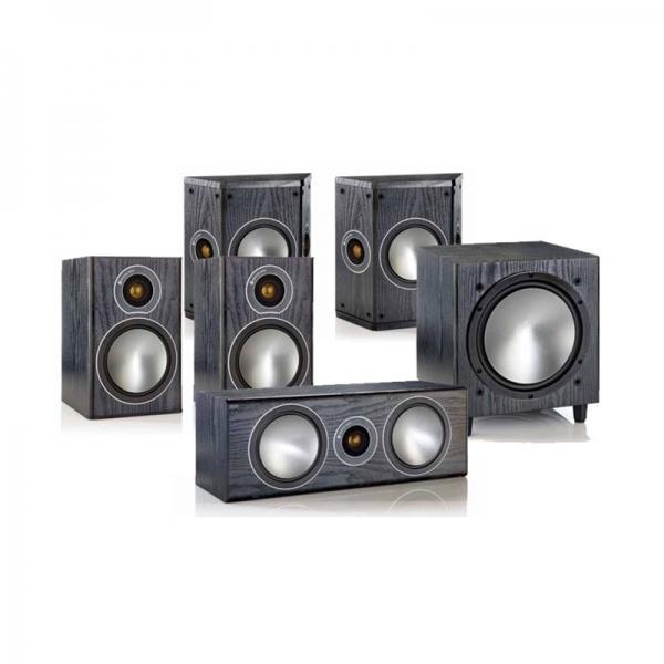 monitor audio bronze-series set 5.1 №1