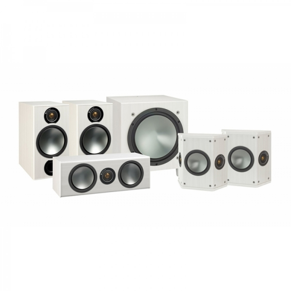 monitor audio bronze-series set 5.1 №2