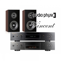 Audio Physic + Vincent