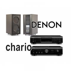 Chario + Denon