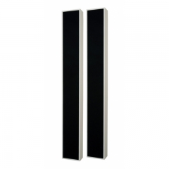 DLS FLATBOX Slim XL white