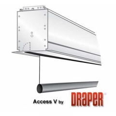 Draper Access V 9:16 269/106'' HiDef Grey