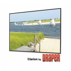 Draper Clarion 9:16 302/119'' HiDef Grey