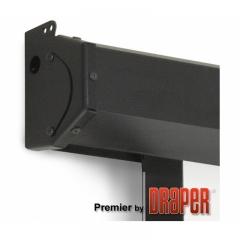 Draper Premier 3:4 381/150'' HiDef Grey EB