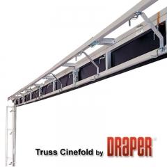 Draper Truss-Style Cinefold 3:4 300'' Matt