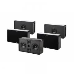 Jamo D 500 set 5.0 HG Black THX Select2