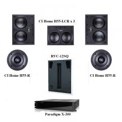 Paradigm CI Home Set 5.1