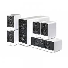 Q Acoustics 2000 Cinema Package Set 5.1 №1