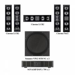 Sonance Cinema 2 Set 5.2