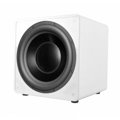 TruAudio RM-15 SUB White