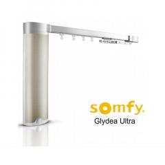Somfy GLYDEA ULTRA 60 DCT с карнизом