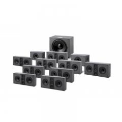 Jamo D 600 set 11.1 THX Select2