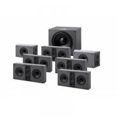 Jamo D 600 set 7.1 THX Select2