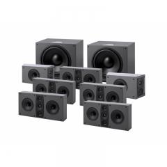 Jamo D 600 set 7.2 THX Select2
