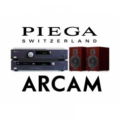 Piega + Arcam