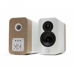 Q Acoustics Concept 300 White Light Oak