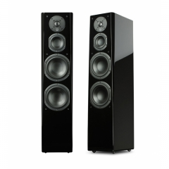 SVS Prime Tower Piano Gloss Black