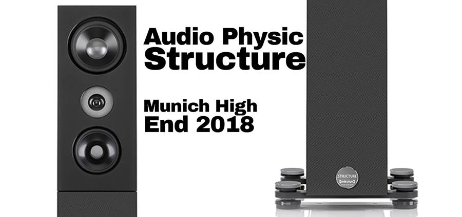 Audio Physic STRUCTURE logo