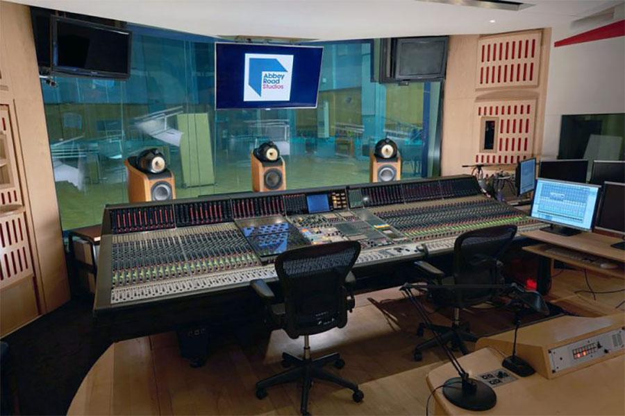 Bowers&Wilkins и Abbey Road Studios - партнеры