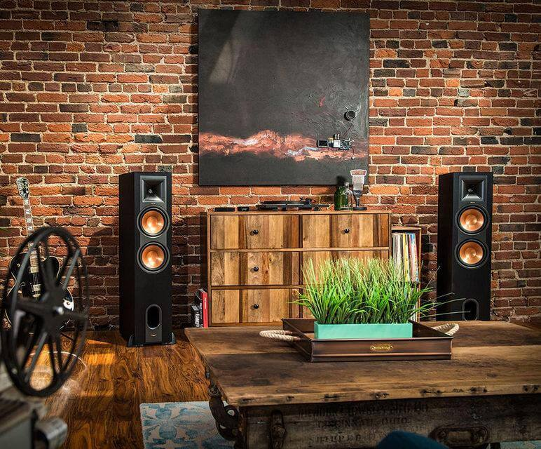 Анонс Klipsch R-28PF и R-14PM Reference Series