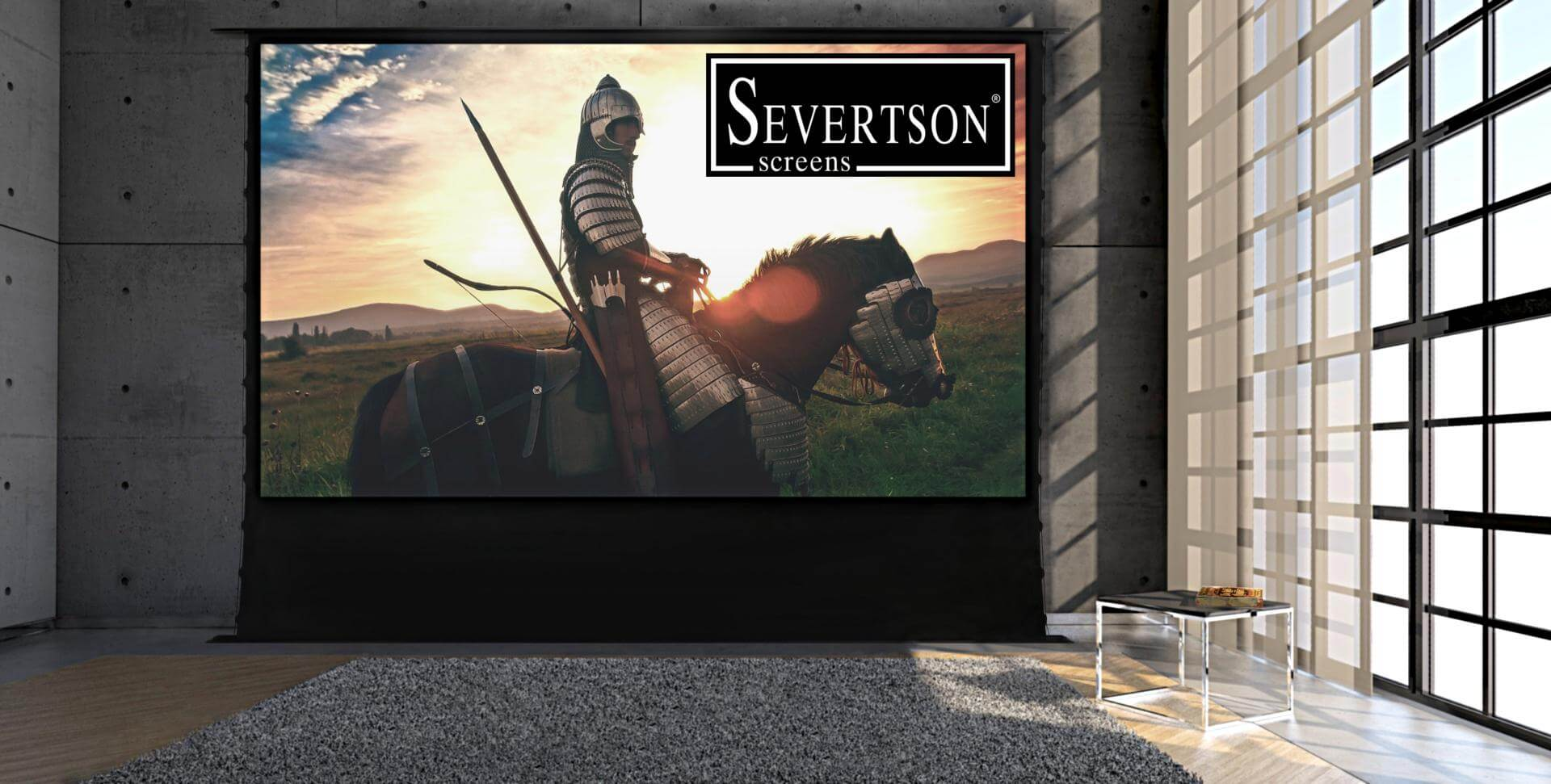 Экран Severtson Floor Screen