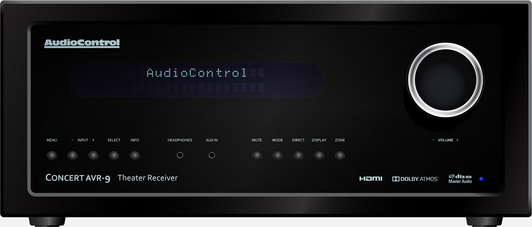 AudioControl AVR-9