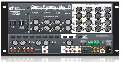 Cinema Reference Mach IV