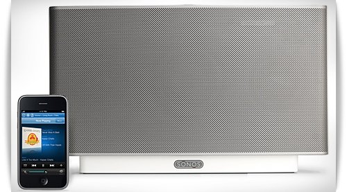 Sonos ZonePlayer S5 белый
